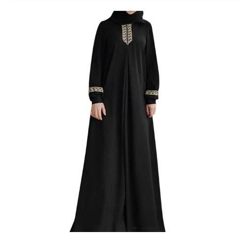 2019 bangladesh print abayas women islamic clothing - Alilight.net