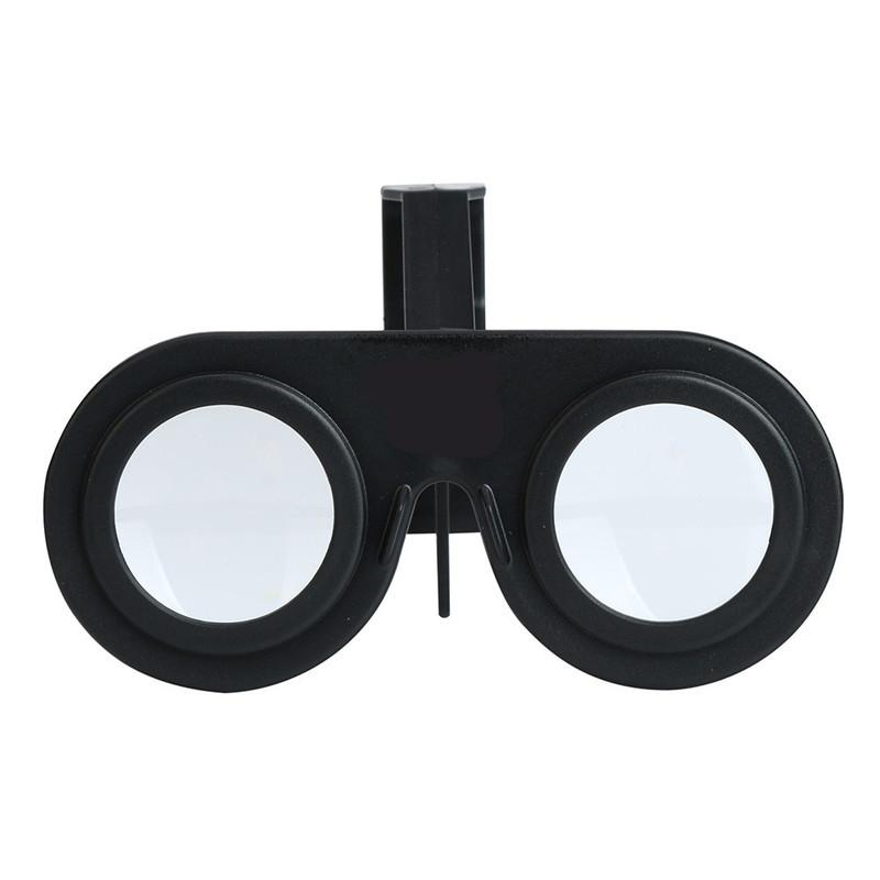 Mini Virtual Reality Folding 3D Glasses VR Compliant with Smart Phone - Alilight.net