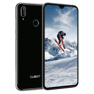 Cubot R15 Pro Black EU tHE ART OF WATERPROOF process stable energy saving processor - Alilight.net