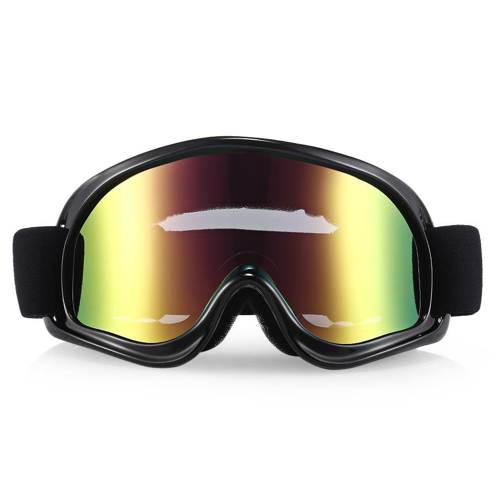 Motorcycle Bike Glasses Windproof and Sandproof Off-road Helmet Goggles - Alilight.net