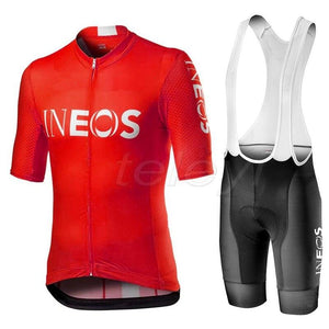 2020 New INEOS Summer Cycling Jersey Set Breathable - Alilight.net