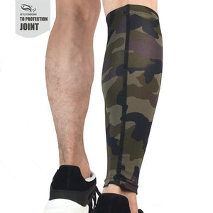 2PCS Calf Compression Sleeves Support Brace Basketball - Alilight.net