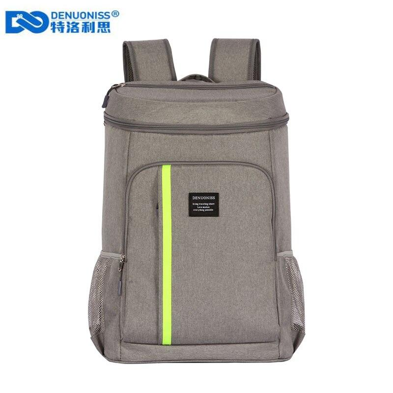 30L Large Storage Cooler Bag Ice Pack Waterproof - Alilight.net