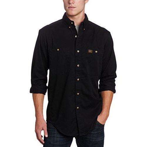 Wrangler Men's Logger Shirt: Clothing Apparel - Alilight.net