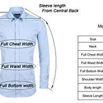 Joey CV Mens Casual Button Down Shirts Long Sleeve Regular Fit: Clothing - Alilight.net
