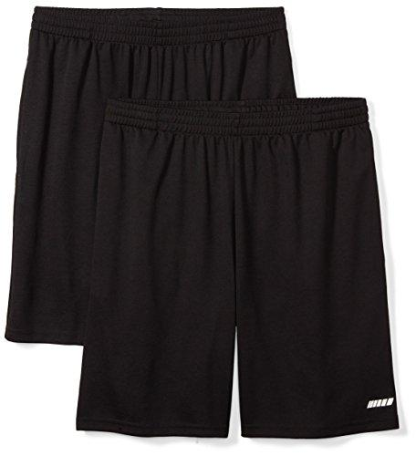 2-Pack Loose-Fit Performance Shorts: Clothing - Alilight.net