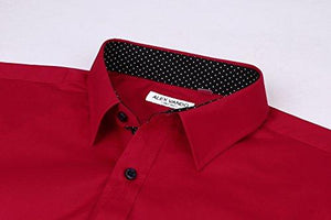 Joey CV Mens Casual Button Down - Alilight.net
