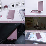 Looife Travel Vanity Makeup Mirror with 5 PCS - Alilight.net