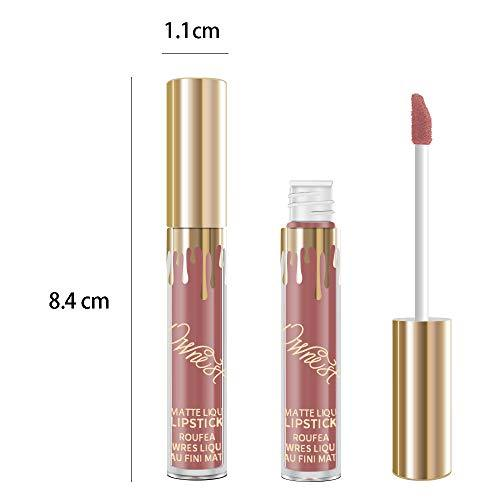 Long Lasting Non-Stick Cup Liquid Lipgloss Beauty Cosmetics Makeup Kit : Beauty - Alilight.net