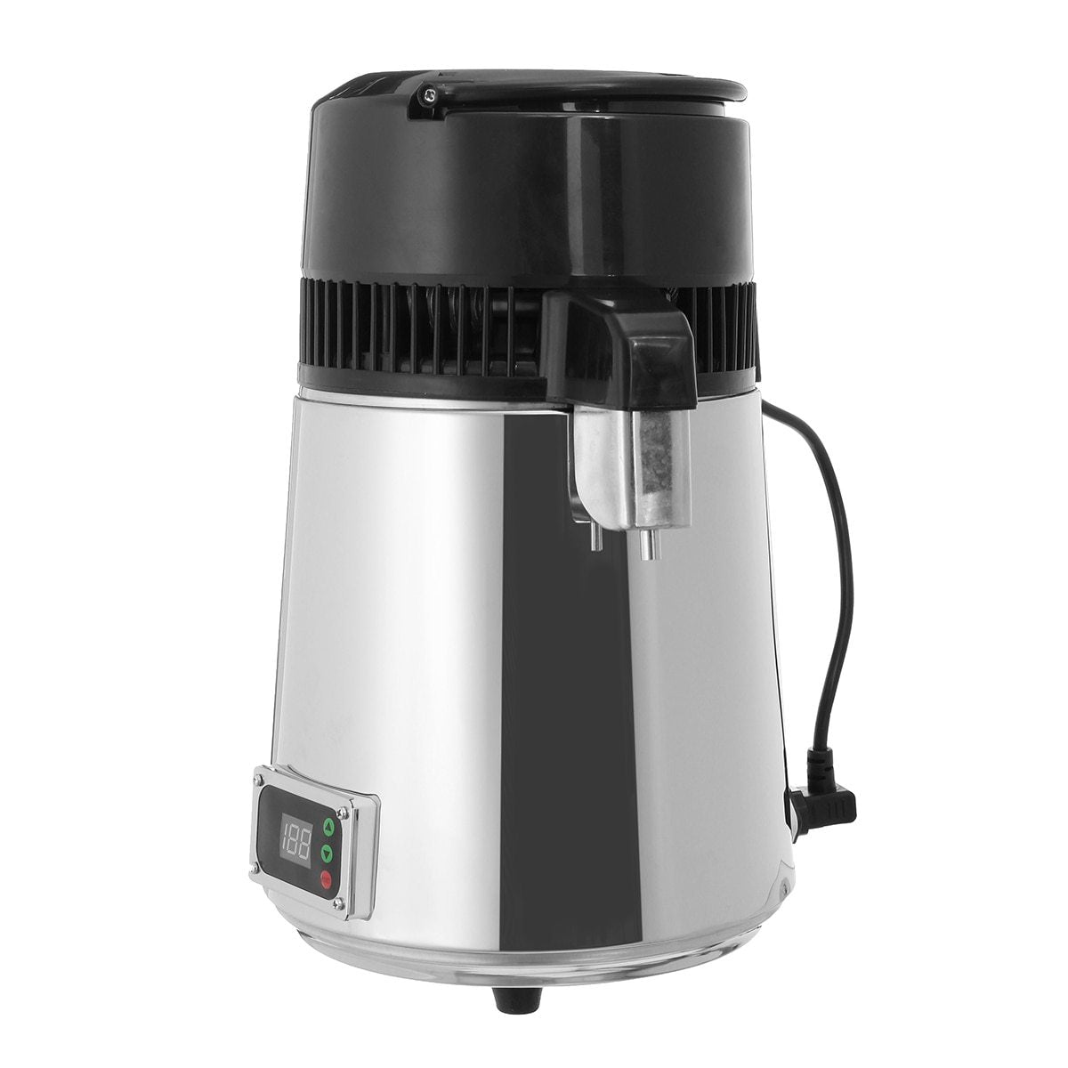 Pure Water Distiller Electric Stainless Steel Water Purifier - Alilight.net