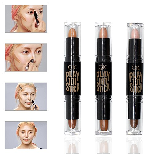 Contour Stick, Concealer Contour, Highlighters Stick, Face Highlighters - Alilight.net