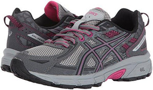 ASICS Women's Gel-Venture 6 Running-Shoes | Road Running Rubber sole - Alilight.net
