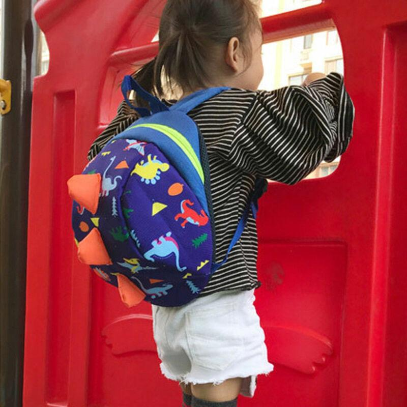6 Colors New Fashion Kids Baby Safety Harness Backpack Canvas - Alilight.net