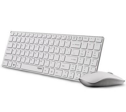 slender heavy metal Optical Wireless Keyboard & Mouse Combos - Alilight.net