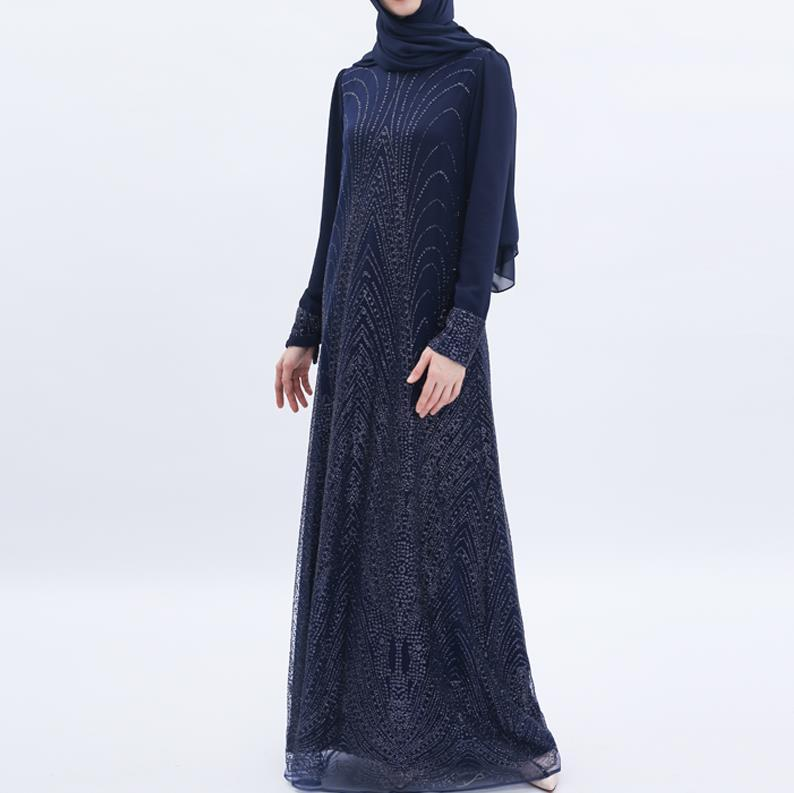 Abaya Dubai Muslim Hijab Dress Abayas Caftan Robe - Alilight.net