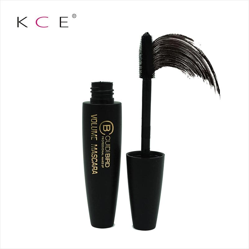 Black Thick Curving Eyelash Lasting Waterproof Lengthening - Alilight.net