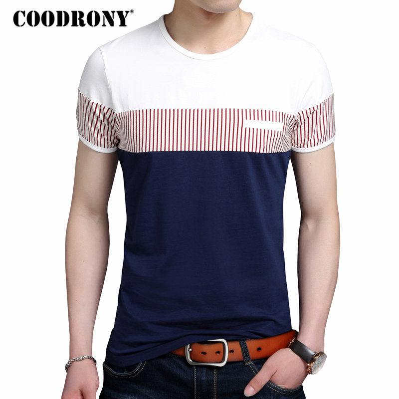 Men Summer Brand Clothing Short Sleeve - Alilight.net