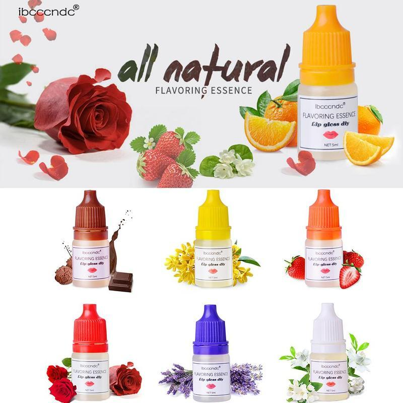DIY Soap Lipstick Flavor iWater-soluble Material Lip Gloss Gel Makeup Tool - Alilight.net