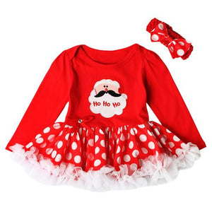 Fashion Toddler Newborn Baby Girls Princess Dress - Alilight.net