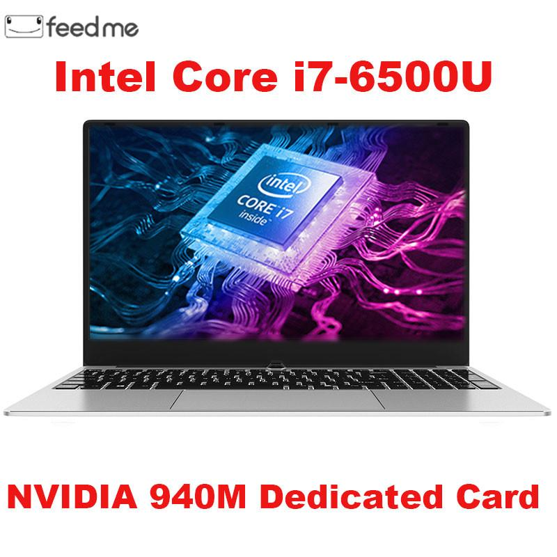 Gaming laptop 15.6inch Metal Body Intel i7 Windows 10 Notebook - Alilight