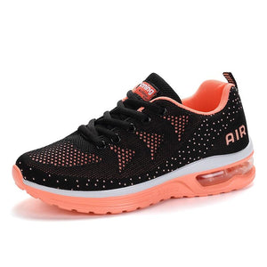 Professional Sneakers Beginner Running Shoes Lace-Up (Air mesh) - Alilight.net