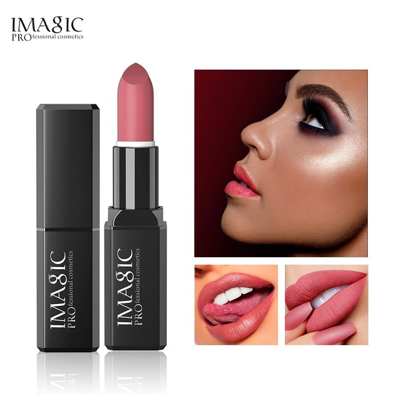 Kissproof Glossy Lipstick 16 Colors Waterproof - Alilight.net