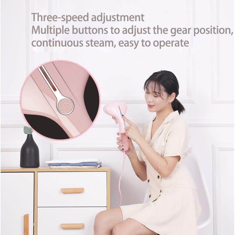 Handheld Garment Steamer Steam Iron Machine - Alilight.net