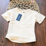 Toddler Comfortable Tops Tee Children Clothing - Alilight.net