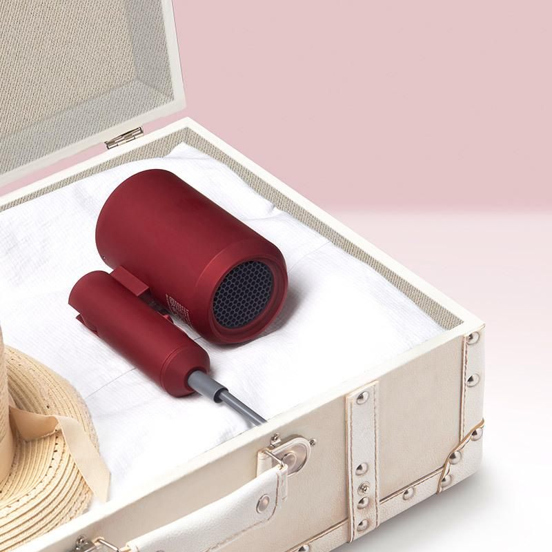 Lowra rouge roller hair dryer home high power negative ion hair care - Alilight.net