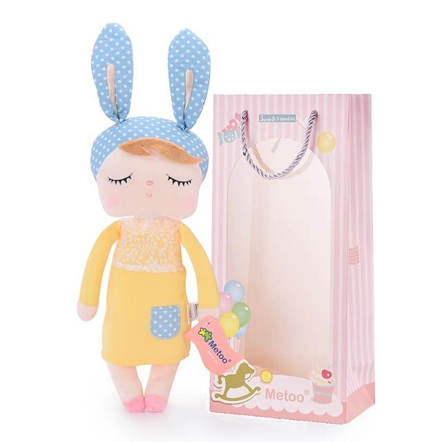 METOO Angela Dolls with Box Dreaming Girl Wear - Alilight.net
