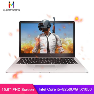 Gaming Laptop i5 4G Graphics Card/8G RAM/240G SSD/Screen Notebook - Alilight.net