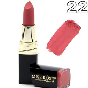 Miss Rose Matte Lipstick Makeup - Alilight.net