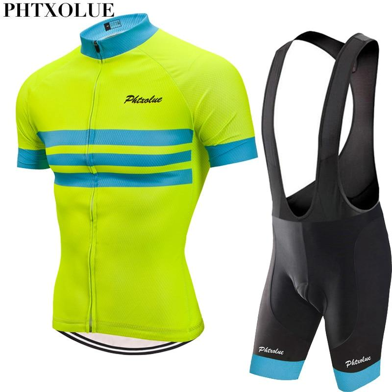 2020 Cycling Set Men Cycling Clothing Wear Cycling Jersey Set - Alilight.net