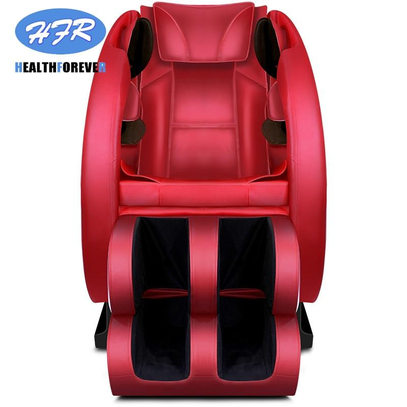 Red power supply price used 3d foot shiatsu cheap vending electric full body massage chair 4d zero gravity massage chair - Alilight.net