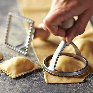 Side flower biscuit mold Pasta Hand-Cutting Machine Embossed Dumpling - Alilight.net