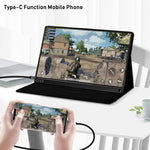 ZEUSLAP thin portable lcd hd portable lcd gaming monitor - Alilight.net