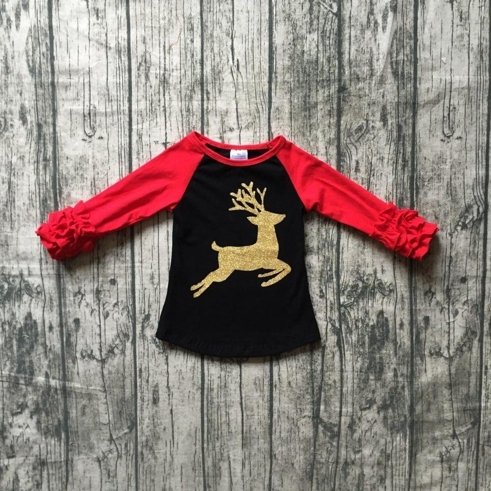 Girlymax Children Top Tees Letter Knitted - Alilight.net