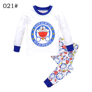 Children Pajamas Set Regular Wear - Alilight.net