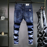 Men Denim Pants Slim - Alilight.net