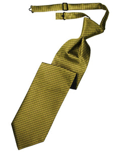Gold Palermo Windsor Tie