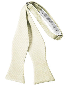 Ivory Palermo Bow Tie