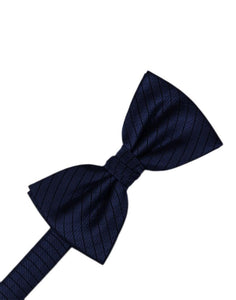 Navy Palermo Bow Tie