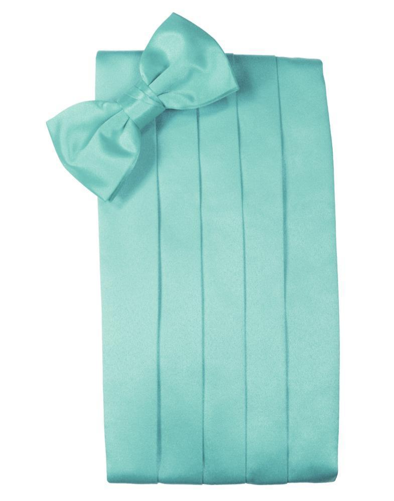 Mermaid Luxury Satin Cummerbund