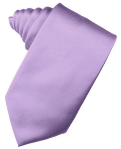 Wisteria Luxury Satin Necktie