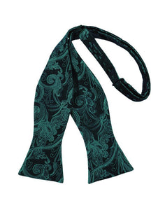Oasis Tapestry Bow Tie