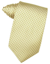 Honey Mint Venetian Necktie