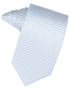 Powder Blue Venetian Necktie