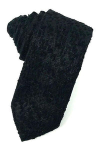 Black Laurent Necktie