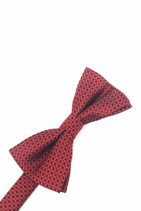 Red Regal Bow Tie