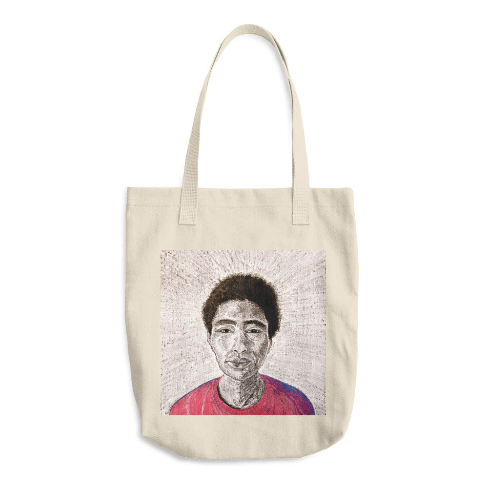 know your muse tote bag